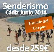 + de 30 asistentes!! :: Senderismo y Playa en Caños de Meca (Cadiz) :: Junio 2014 :: desde 259€