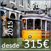 Escapada Circuito Portugal :: desde 320€ :: 3 días 2 noches