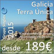 Circuito ::Galicia Terra Única :: 6 dias :: Pensión Completa :: desde 189€