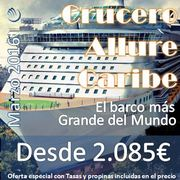 Foro : Crucero Caribe Allure of the Seas 2016: 8 días, 7 noches desde 2.085€