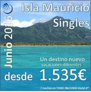 Isla Mauricio Single
