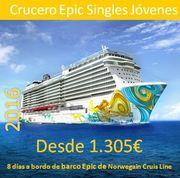 Crucero Epic Singles Jóvenes