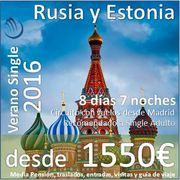 Rusia y Estonia