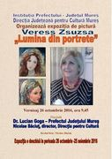 Lumina din portrete - Veress Zsuzsa