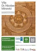Vila Dr. Nicolae Minovici - Restitutio
