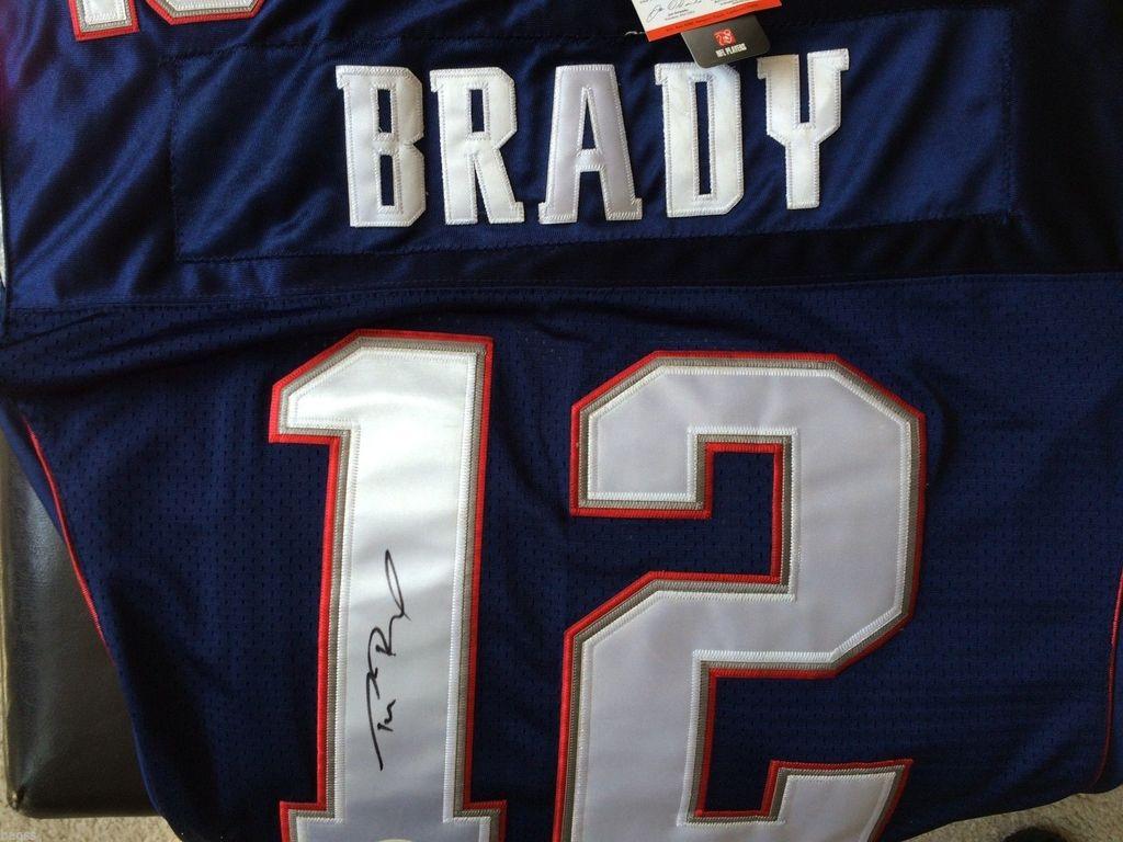 best website e221b d3581 PSA/DNA Tom Brady-----New Style?? - Autograph Live