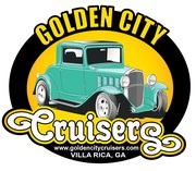 Golden City Cruisers Cruise in