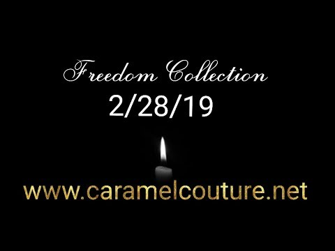 Coming Soon .. The Freedom Collection-2/28/19