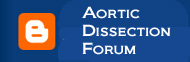 Follow the Aortic Dissection Blog
