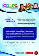 COMEMORAÇÃO DE 01 ANO DE FUNCIONAMENTO DO COAPA , CENTRO DE ORIENTAÇÃO, APOIO E PROTEÇÃO A CRIANÇA E AO ADOLESCENTE , RIO ACIMA MG