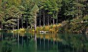 Specchiarsi nel lago