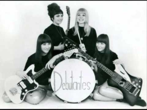 The Debutantes --- Shake A Tail Feather