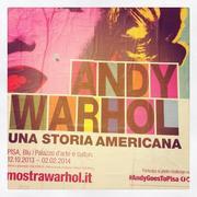 ANDY WHAROL: una storia americana