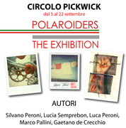 "Mostra Fotografica Collettiva ""POLAROIDERS. THE EXHIBITION""."