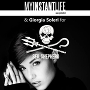 MYINSTANTLIFE & GIORGIA SOLERI FOR SEA SHEPHERD