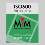 Iso600 On The Spot  COSENZA