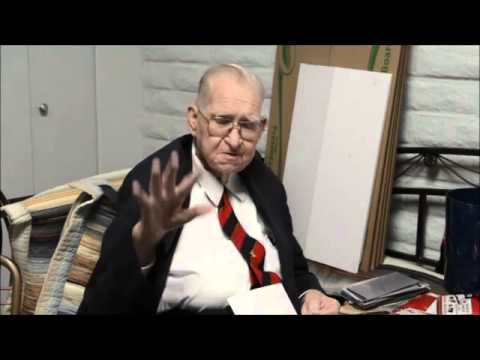 UFO's with Boyd Bushman and his last interview on Area 51 and UFO's over Tucson, Arizona