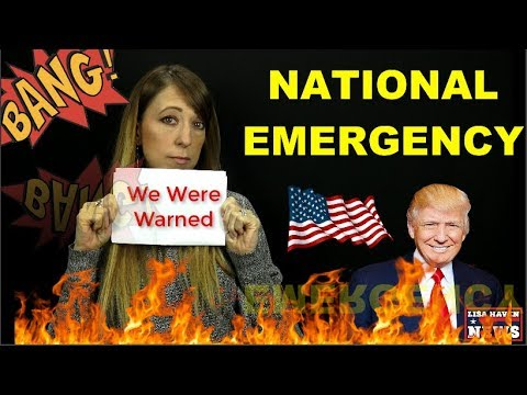 This Is What I WARNED You About: Trump Issues Emergency THEN All Hell Breaks Loose! Civil War?