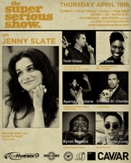 The Super Serious Show with Jenny Slate
