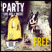 Coffee / Art / Music / Entertainment