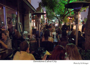 """Tropical Drink & Treat """"Staycation"""" in Downtown Culver City"""