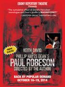 "2x Emmy Winner Keith David in ""Paul Robeson"""