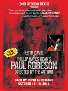 "2x Emmy Winner Keith David in ""Paul Robeson"""
