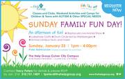 Sunday Family Fun Day!