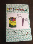 Art Devotionals Book Launch Party
