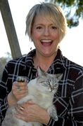 ADOPT-A-SHELTER-CAT STORYTIME & CRAFT WITH LEE WARDLAW