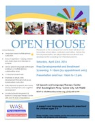Open House for New Speech & Language Therapeutic Preschool