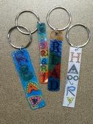 DIY Key Chains for Teens