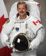 Author Talk & Book Signing with Astronaut Chris Hadfield