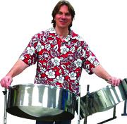 Joseph Peck Steel Drum Mini-Concert