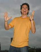 "Antonio Sacre is ""The Storyteller"""