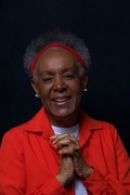 """Storyteller Barbara H. Clark presents her new show,  """"A Question of Color"""""""