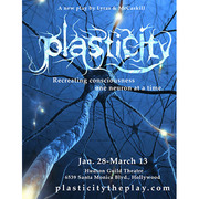 "World premiere multimedia theatre event, ""Plasticity,"" tours human consciousness"