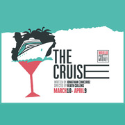 "World premiere comedy ""The Cruise"" at LATC stars Ric Salinas"
