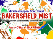 Bakersfield Mist, Stephen Sachs' smash hit comedy returns to Fountain Theatre
