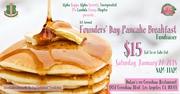MLO of AKA - 1st Annual Founders' Day Pancake Breakfast Fundraiser