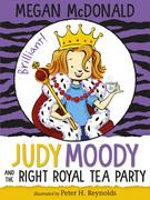Megan McDonald Judy Moody Tea Party and Book Signing