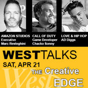 WESTtalks: The Creative Edge