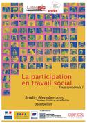 La participation en travail social : Tous concernés !