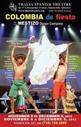 """""""Colombia de fiesta"""" Mestizo Dance Company"""