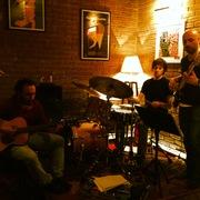 Filippo Cosentino trio @ Osteria del Quinto Cremona