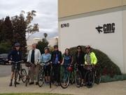 Goleta Bike to Work Breakfast at CMC