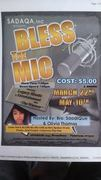 Open Mic Showcase in Paterson NJ May 10th