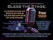 Bless The STAGE Free Event NJ