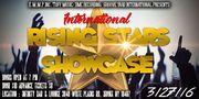International Rising Stars Showcase