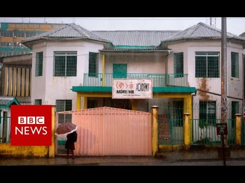 Unprotected: How a US charity failed Liberia's most vulnerable girls - BBC News